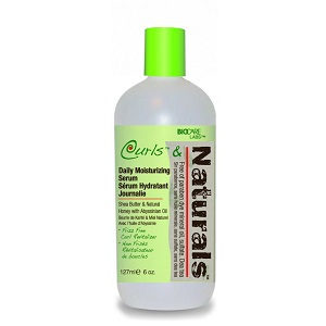 Curls & Naturals Daily Moisturizing Serum 12 oz
